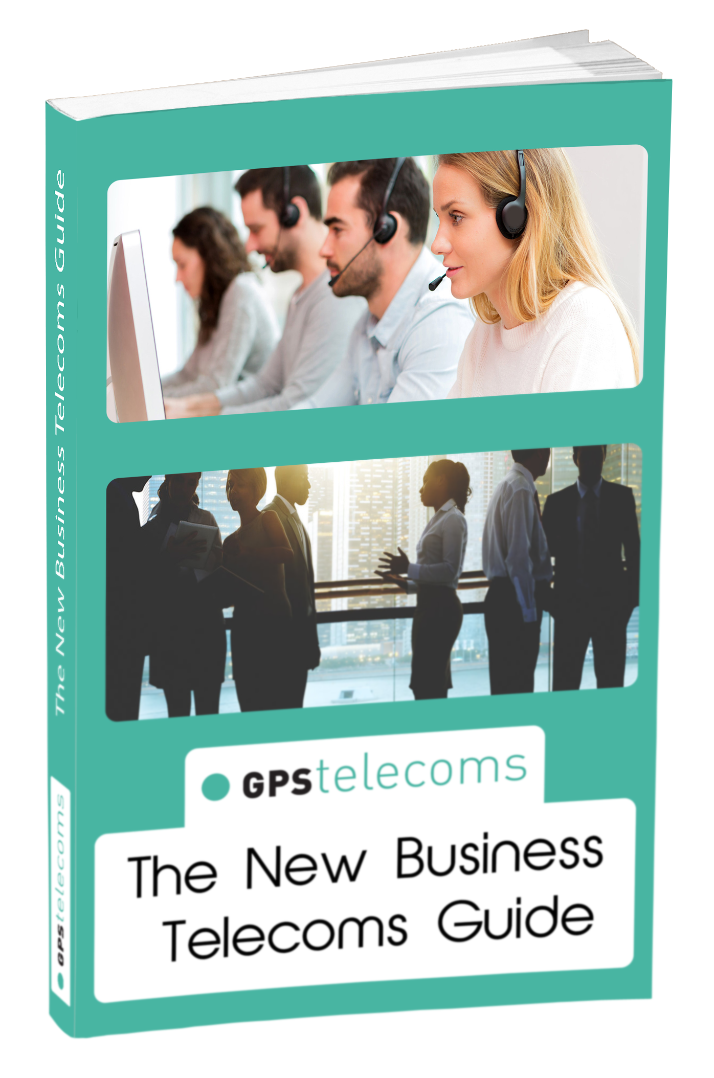 The New Business Telecoms Guide Cover